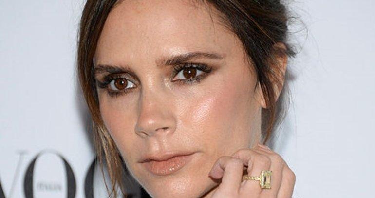 Victoria Beckham'ın güzellik hilesi