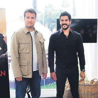 'Kuruluş Osman' Cannes'ı fethetti