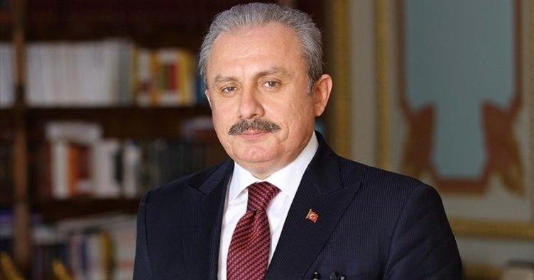 """TBMM Başkanı Şentop'tan Denktaş mesajı """"Kıbrıs Davasının büyük mücahidi Denktaş"""""""