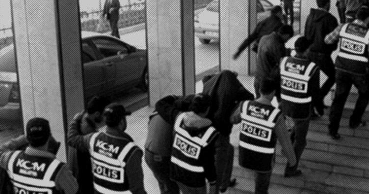 Uyuşturucu tacirlerine baskın: 106 şüpheli tutuklandı