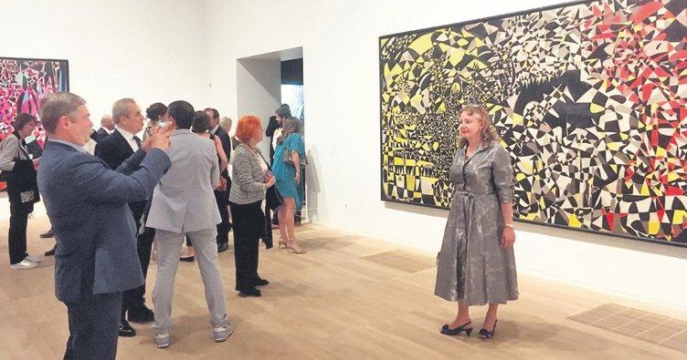 Tate Modern'de bir Türk prenses