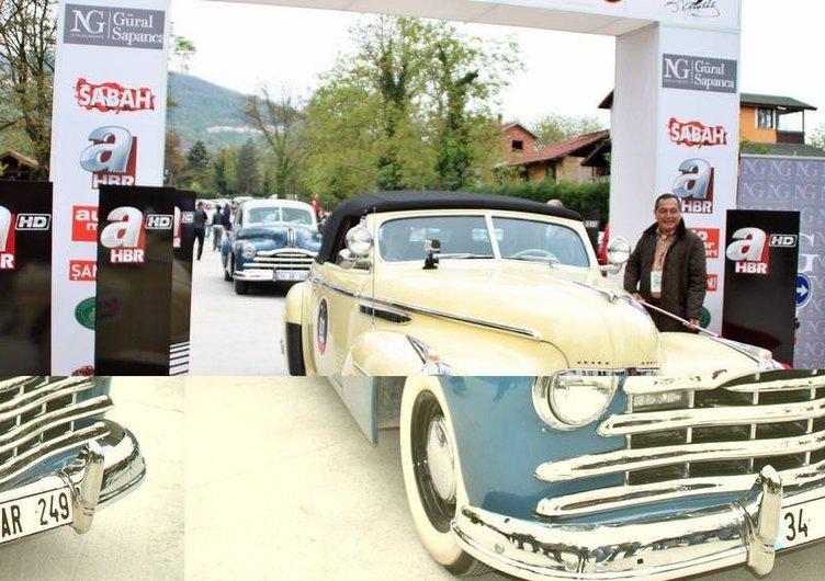 23 Nisan Bahar Klasik Otomobil Rallisi