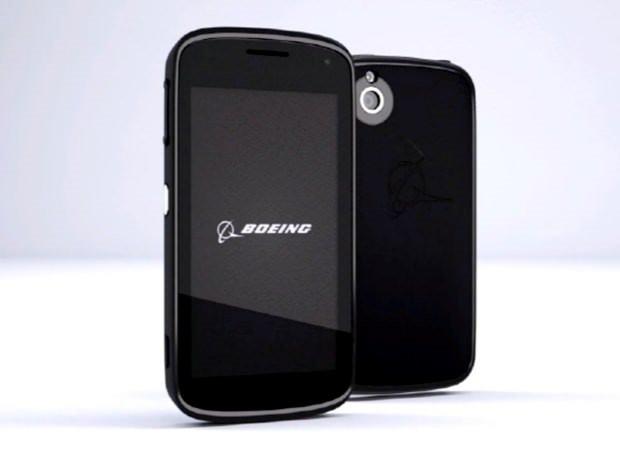 Boeing, iPhone'a kendini yok eden telefon ile rakip olacak