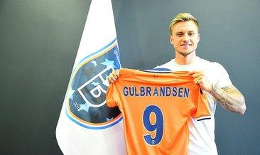 Medipol Başakşehir, Gulbrandsen'i kadrosuna kattı