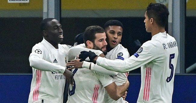 Inter 0-2 Real Madrid (MAÇ SONUCU)