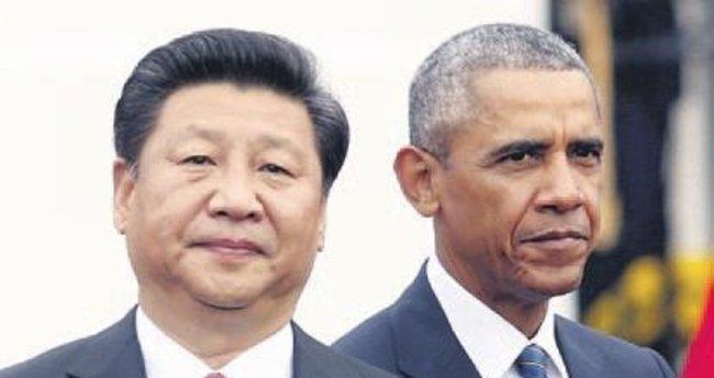 Çin Pentagon'un sırlarını çaldı