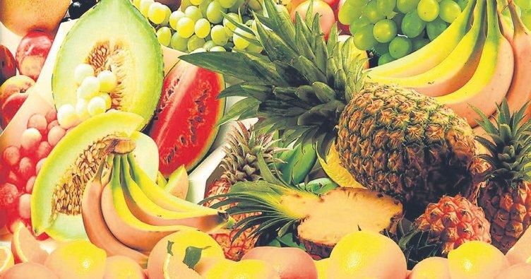 Enerjik bir Ramazan geçirmek için meyve yiyin