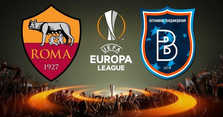 Roma Başakşehir maçı ne zaman, saat kaçta ve hangi kanalda canlı yayınlanacak? İşte son bilgiler