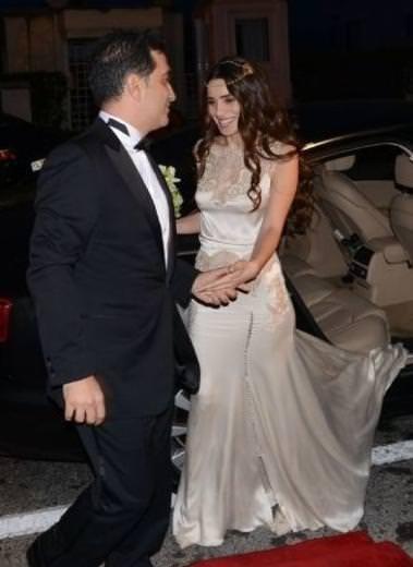 Nur Fettahoğlu evlendi