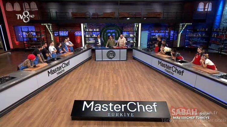 MasterChef'te eleme adayları kimler oldu? 22 Ekim 2020 MasterChef bireysel dokunulmazlığı kim kazandı? İşte o isimler...