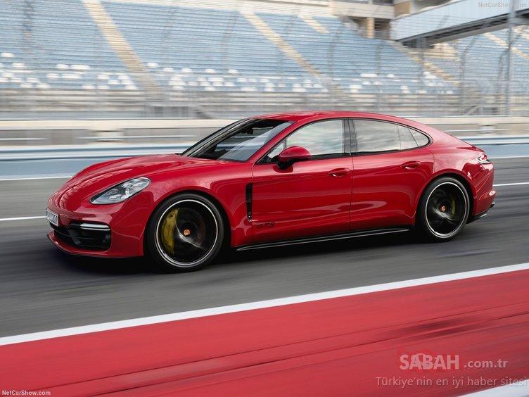 2019 Porsche Panamera GTS ortaya çıktı!
