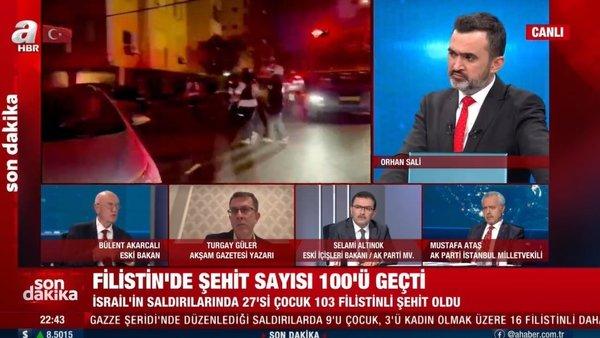 Eski Bakan Bülent Akarcalı'dan A Haber'e özel açıklamalar!   Video