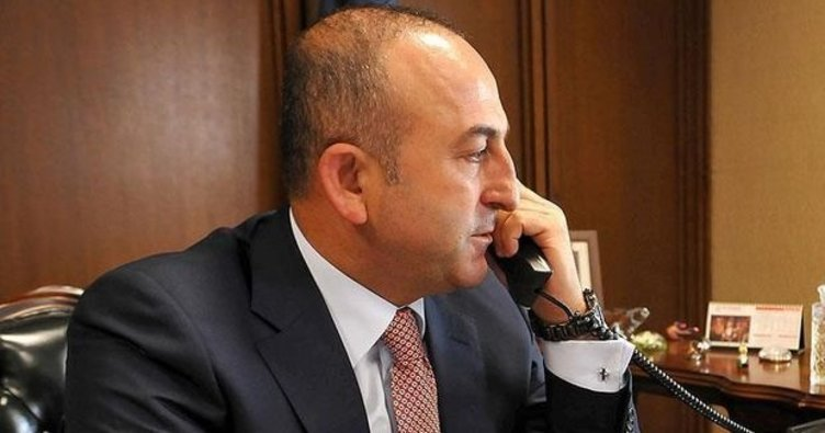 Dışişleri Bakanı Çavuşoğlu ABD'li mevkidaşı ile görüştü