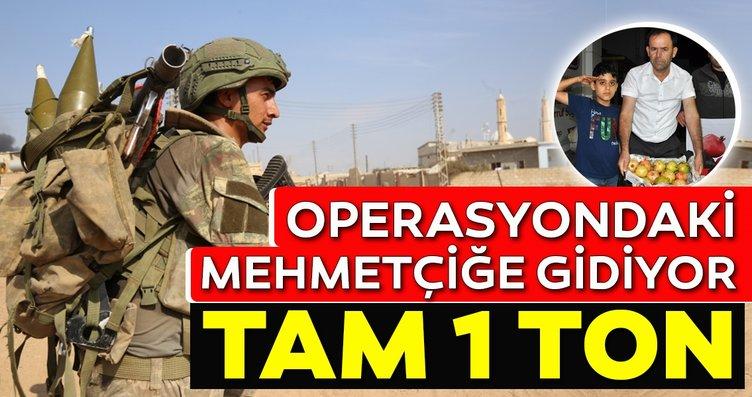 Antalya Gazipaşa'dan Barış Pınarı Harekatı'ndaki...