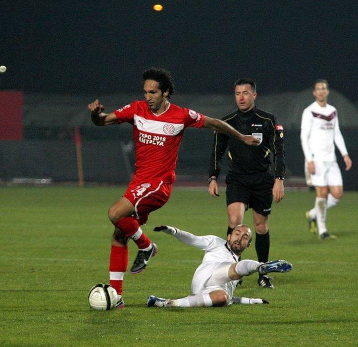 MP Antalyaspor -  Trabzonspor