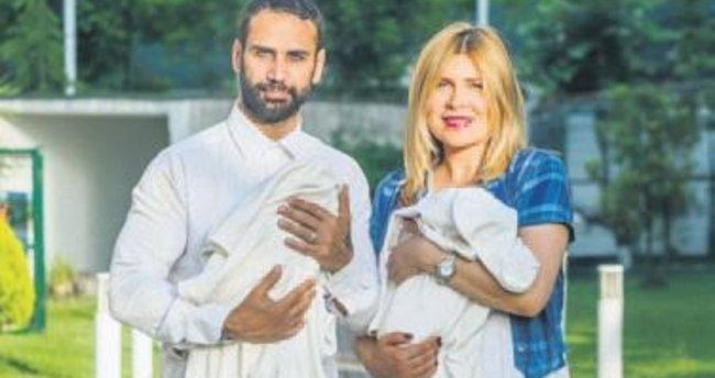 'Eşimi ve çocuklarımı çok özledim'