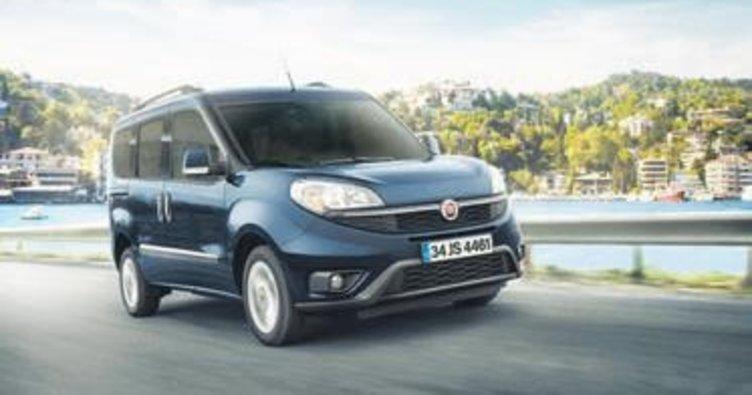 Fiat Doblo'ya yeni motor seçeneği