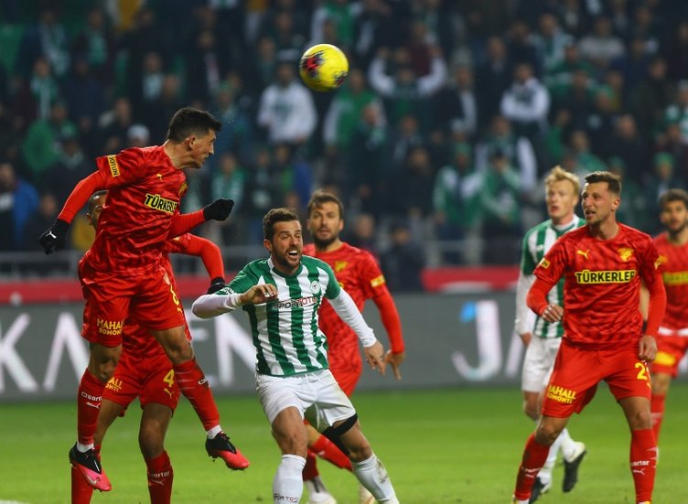 İşte Süper Lig'de güncel puan durumu