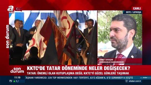 ANALİZ | Ersin Tatar, KKTC'nin 5'inci Cumhurbaşkanı oldu | Video