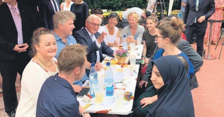 Steinmeier'den diyalog çağrısı