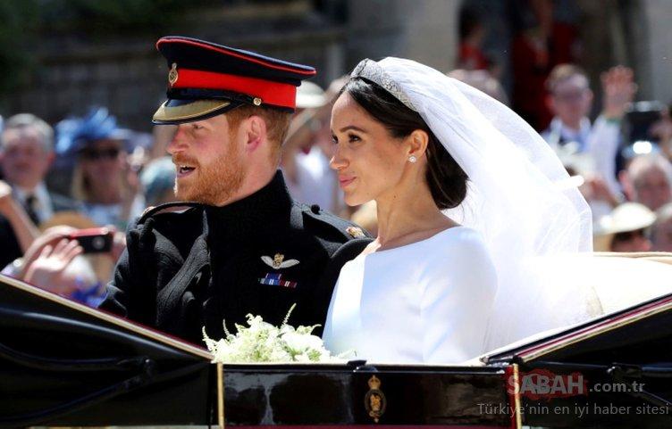 Kraliyet gelininin 2 ayda harcadığı para dudak uçuklatıyor!