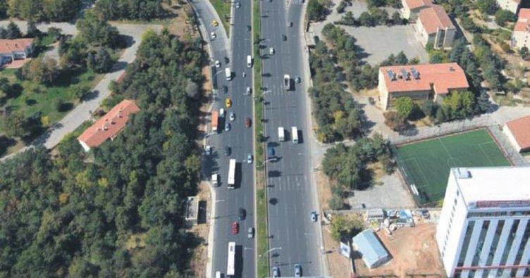 Şehir hastanesine 700 milyonluk yol