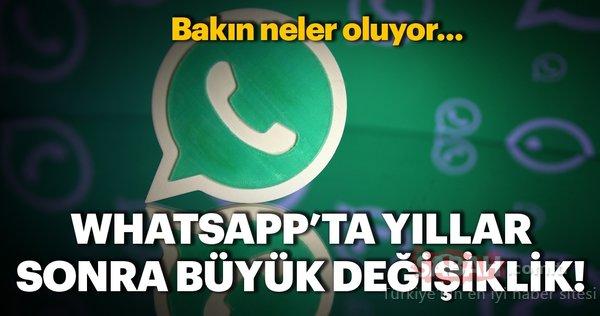 WhatsApp Android sürümünde arayüz değişiyor! WhatsApp Ayarlar'da tasarım değişikliği oldu