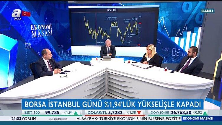 Ekonomi Masası | 23.10.2019