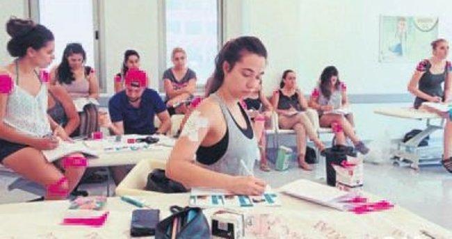 Uluslararası Kinezyo Bantlama eğitimleri