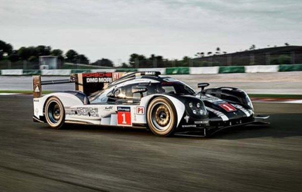 Porsche 919 Evo, Formula 1 (F1) aracından daha hızlı