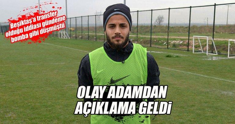 Son dakika: Mertcan Çam'dan Beşiktaş iddialarına yanıt geldi