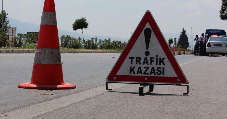 Bayram tatilinin ilk 8 gününde trafik kazaları 68 can aldı!