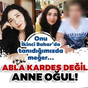 Unutulmayan dizilerden İkinci Bahar'ın Melek'i Yasemin Çonka'nın oğlu ile paylaşımı sosyal medyayı salladı!