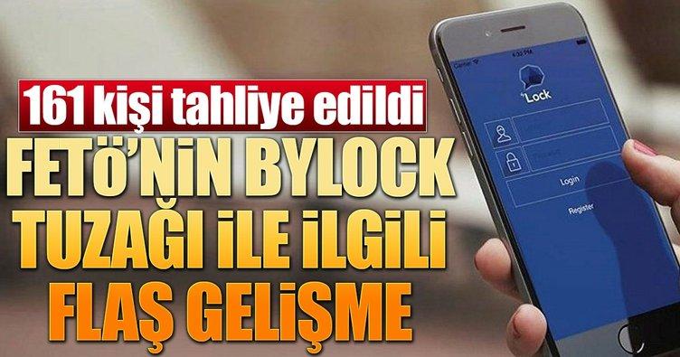 İstanbul'da Bylock tuzağına maruz kalan 161 kişi tahliye edildi