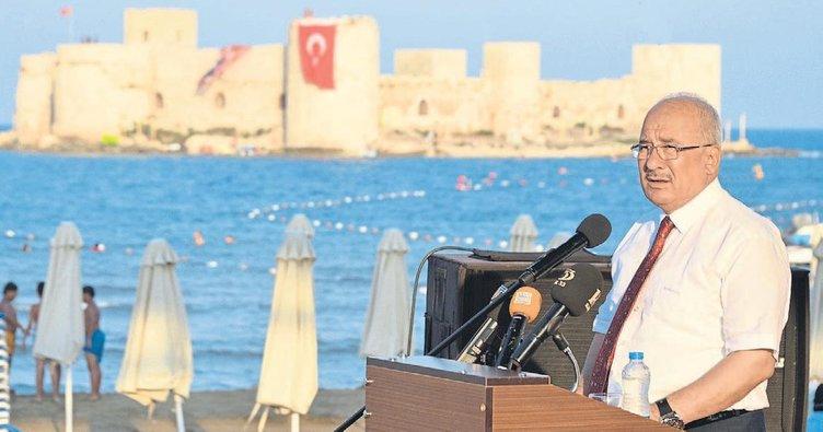 Kızkalesi Turizm Festivali başladı