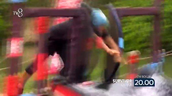 Survivor 13. Bölüm'de korku dolu anlar! Mert Öcal bayılarak böyle hastanelik oldu | Video