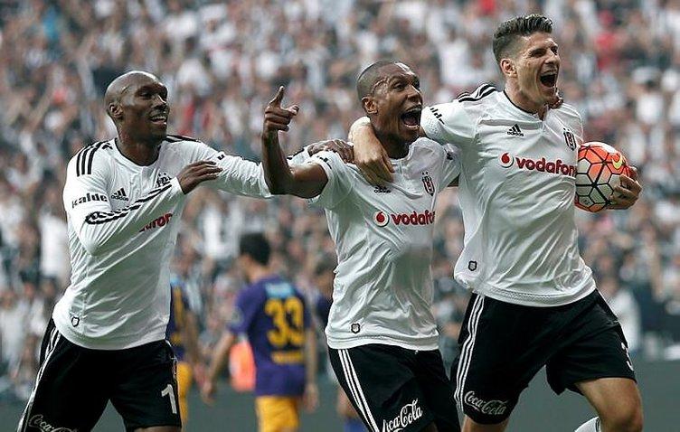 Şampiyonlar Ligi'nde Beşiktaş'ın muhtemel rakipleri