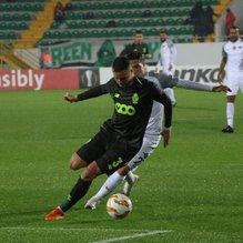 Akhisarspor, UEFA Avrupa Ligi'ne puanla veda etti