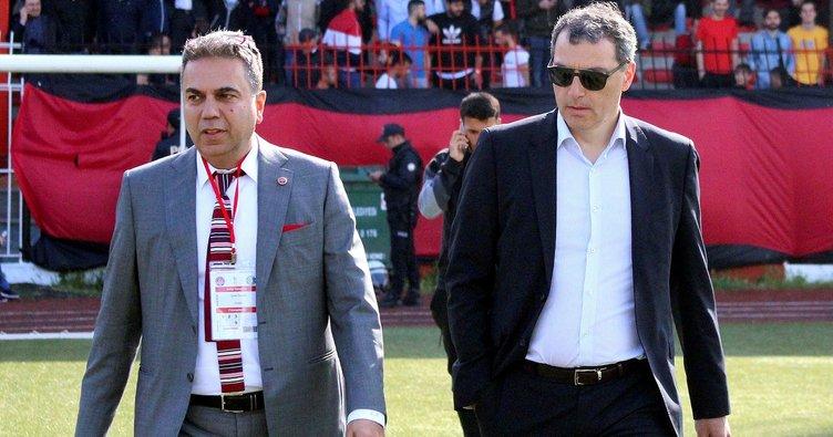 Comolli, Karagümrük - Şanlıurfaspor maçında