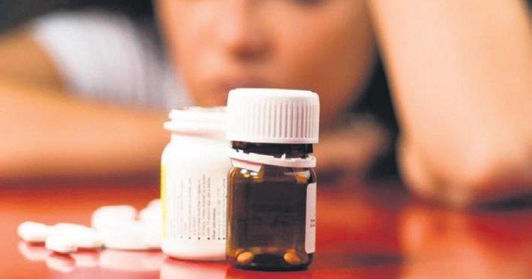 Stres 1,5 milyar kutu ilaç aldırdı