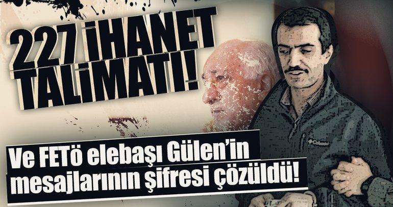 FETÖ/PDY'nin elebaşı Gülen'in mesajları ortaya çıktı