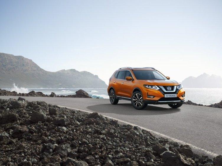 Nissan X Trail yenilendi