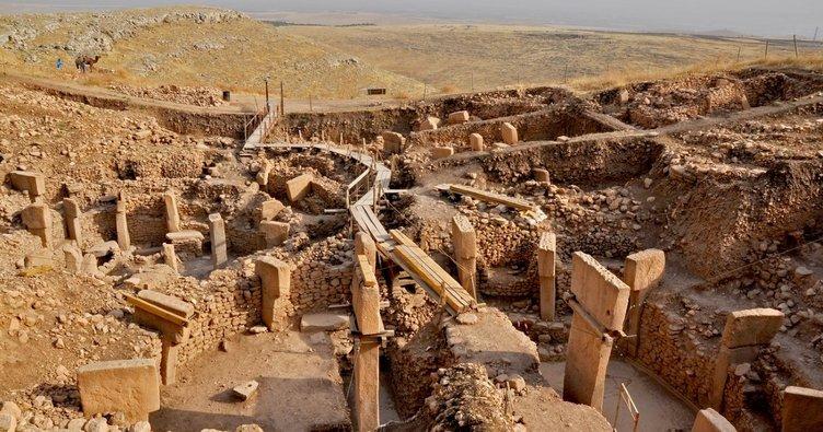 Dünyanın ilk yerleşim yeri Göbeklitepe!