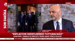 Hazine ve Maliye Bakanı Albayrak'ın ekonomi basını ile bir araya geldiği toplantıda neler konuşuldu? | Video