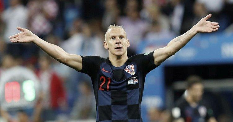 Domagoj Vida'ya 14 milyon Euro