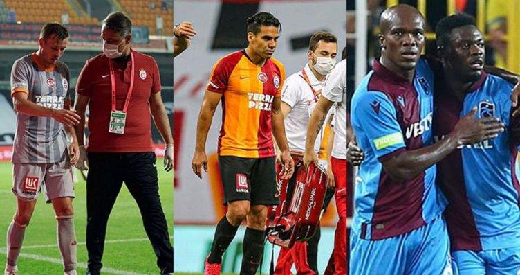Galatasaray - Trabzonspor derbisi öncesi...