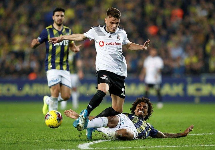 Fenerbahçe - Beşiktaş derbisi öncesi eksikler can sıkıyor!