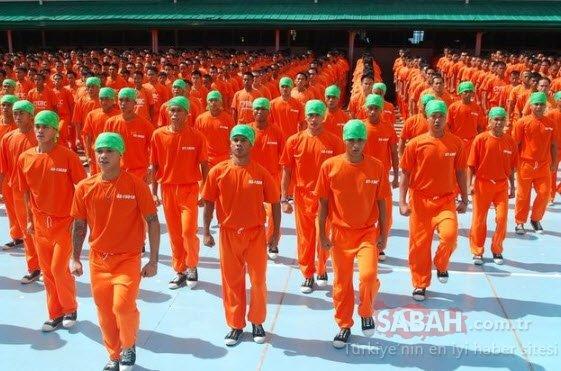 Dünyanın en ilginç hapishaneleri!