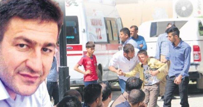 AK Parti milletvekili adayına alçak suikast