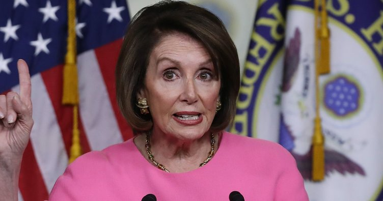 ABD Temsilciler Meclisi Başkanı Pelosi'den yardım paketi açıklaması: Fark hala çok büyük